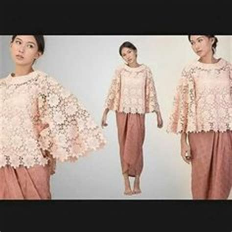 Atasan Brokat Blouse Brukat Cape Brokat Premium brokat kebaya and blouses on