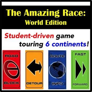 the amazing race clue template the amazing race classroom edition includes customizable