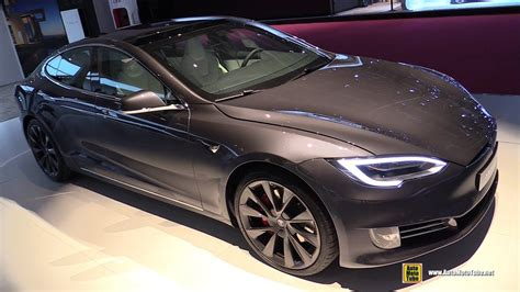 2019 Tesla Model S by 2019 Tesla Model S P100d Exterior And Interior