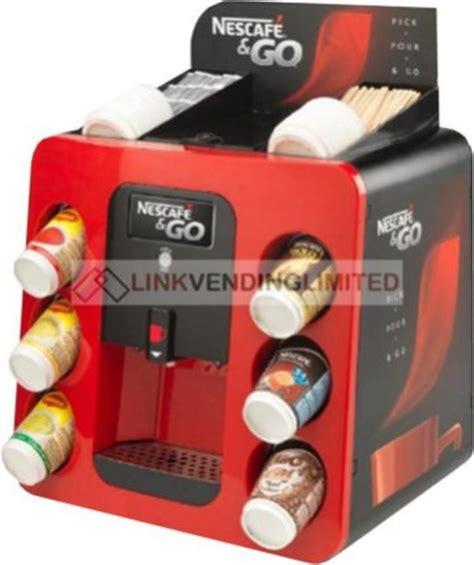 Nescafe and Go Machines   Link Vending