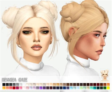 cc hair for sism4 sims 4 hair tumblr