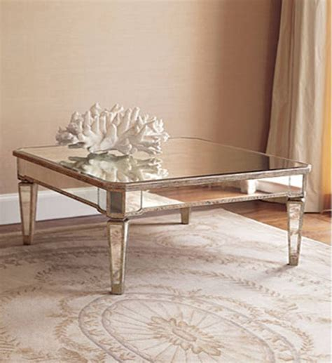 Mirrored Coffee Tables Design On Sale Daily Reflections On A Mirrored Cocktail Table Nbaynadamas Furniture And Interior