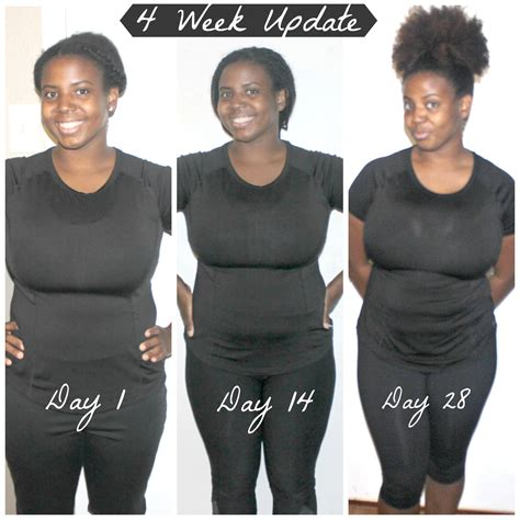 weight loss 4 weeks weight loss before and after pictures my 4 week weigh in