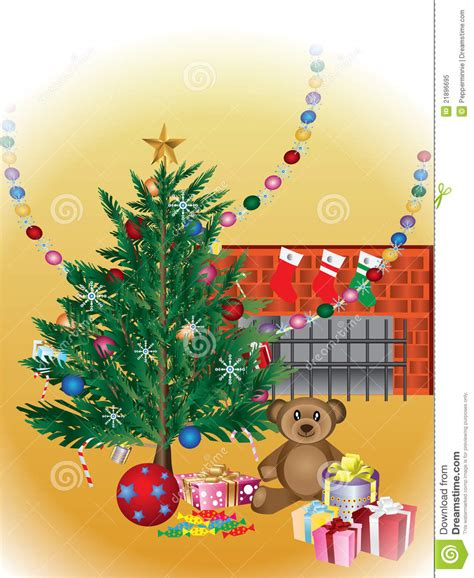 christmas tree celebrate royalty free stock photo image