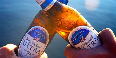 michelob ultra light alcohol content michelob ultra lime cactus nutrition information