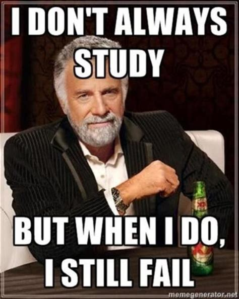 Funny Study Memes - study fail meme www imgkid com the image kid has it