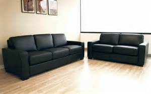 Leather Sectional Sofa Set Plushemisphere Collection Of Leather Sofa Sets