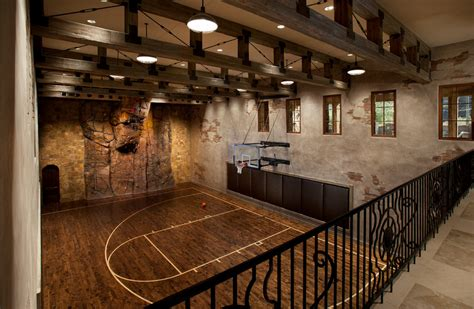 Home Depot Design Center Nyc Indoor Basketball Courts Homes Of The Rich