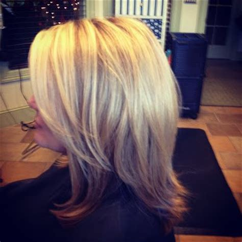 too many layers in hair soft highlights medium length hair i kind of like the