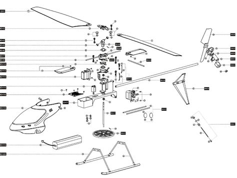 rc helicopter parts diagram rc helicopter parts diagram sketch coloring page