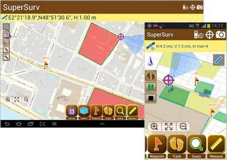supersurv 3.2 release advanced gps support and data
