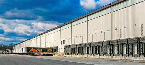 warehouse distribution logistics buildings nucor
