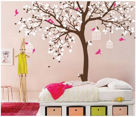 wall decor stickers tree popular tree wall mural buy cheap tree wall mural lots