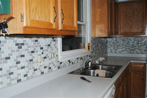 groutless backsplash mounts space to be wonderful