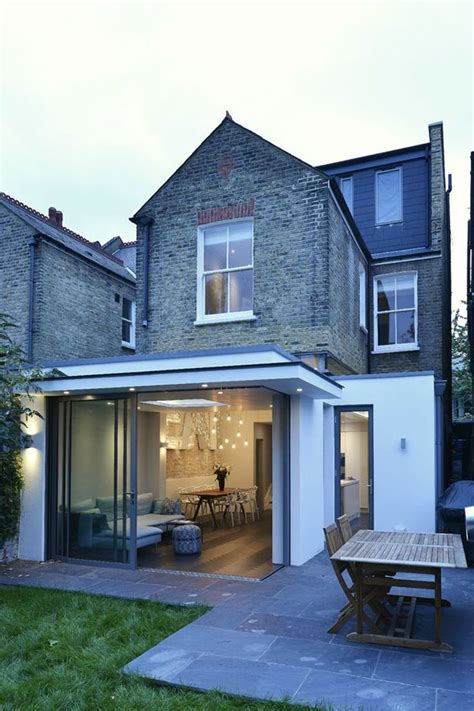 house extension design ideas uk old new oude gebouwen moderne extensies woonmooi