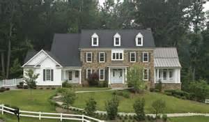 Floor Plans With Wrap Around Porch stone farm house