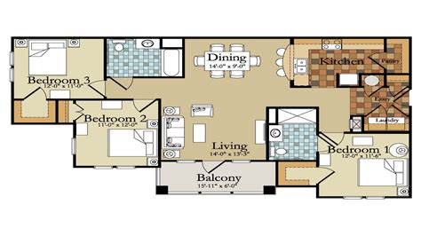 modern floor plans for homes affordable house plans 3 bedroom modern 3 bedroom house