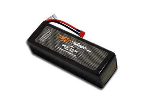Sloof Mjx B3 Bugs 3 Baterai maxs lipo 8000 4s 14 8v dual battery pack