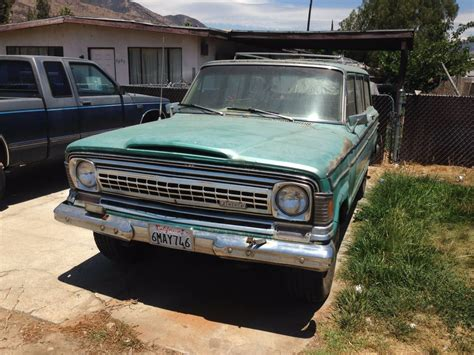 1971 jeep wagoneer 1971 jeep grand wagoneer v8 auto for sale in san