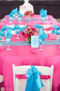 pink and blue wedding colors pink blue wedding reception decor wedding decor