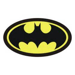 printable batman logo clipart best