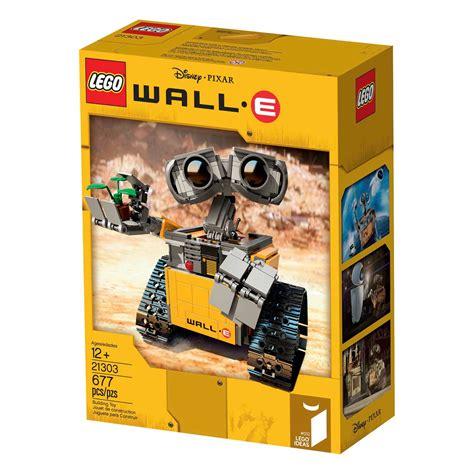 Lego 21303 Wall E By I Bricks lego gossip 160815 lego 21303 wall e box and pictures