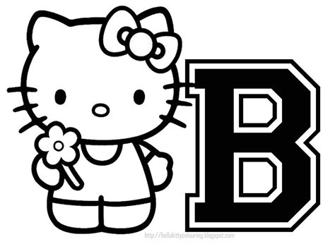 hello kitty coloring pages nerd free nerdy hello kitty coloring pages