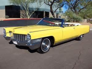 1965 Cadillac Eldorado 1965 Cadillac Eldorado Custom Convertible Barrett