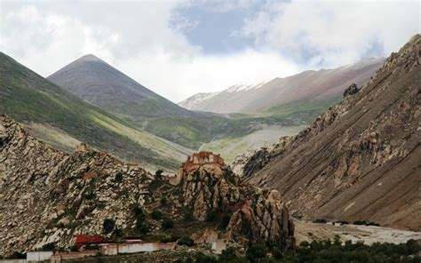 The Place Gling Takten Damcho Puntsok Monastery Jonang Foundation