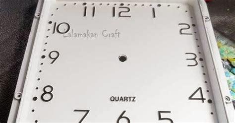 tutorial membuat jam dinding creativity tutorial membuat scrapbook pada jam dinding