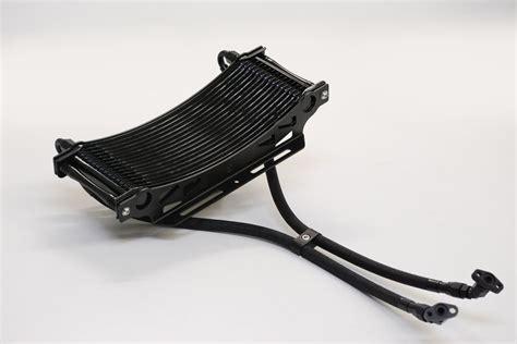 Alarm Motor Bagus bagus motor cycle cooler kit all black bg oc03a bk