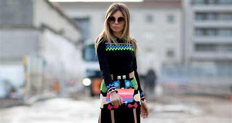 the style sourcebook the the stunning street styles from milan s fall 2017 stylewe blog