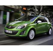 Car Pictures Opel Corsa 2011