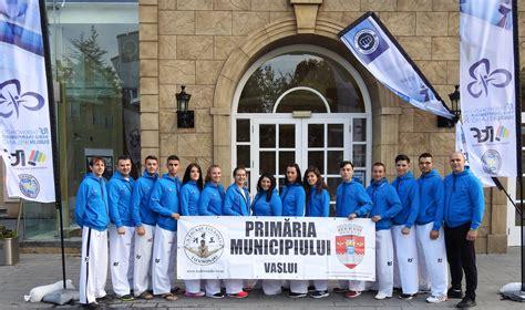 club de taekwon do itf saguenay yul gok sportivii cs liga de est sunt pregătiți pentru cionatul