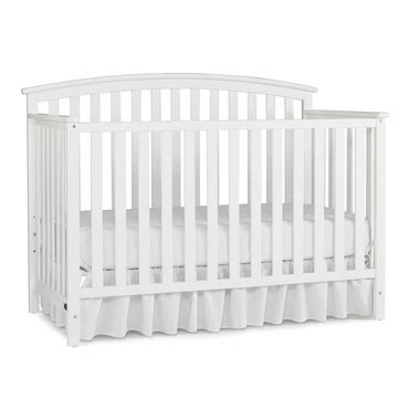 Graco Cribs Freeport 4 In 1 Convertible Crib With Mattress Freeport Convertible Crib