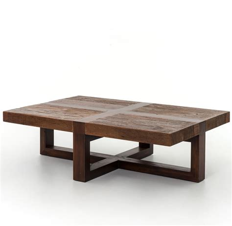 Reclaimed Bryan Coffee Table By Four Hands Wolf And Four Coffee Table
