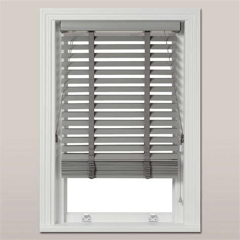 john lewis blinds bathroom croft collection wood venetian blind fsc certified 50mm