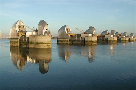 thames barrier environmental impact flood risk creating a better place