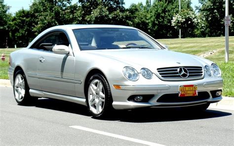 free service manuals online 1999 mercedes benz cl class parking system 2006 mercedes benz cl500 2006 mercedes benz cl500 for sale to purchase or buy classic cars