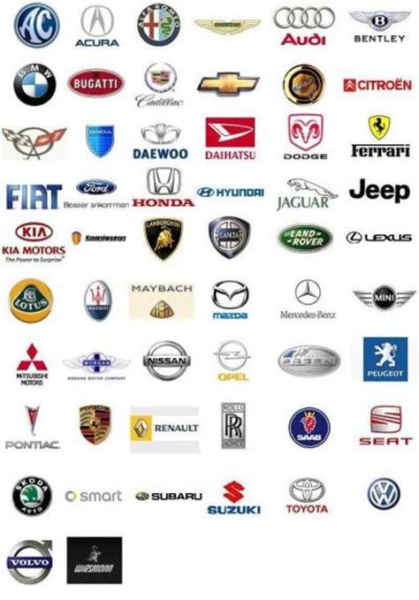 Auto Marken by Fakten Rund Um S Auto Automarken
