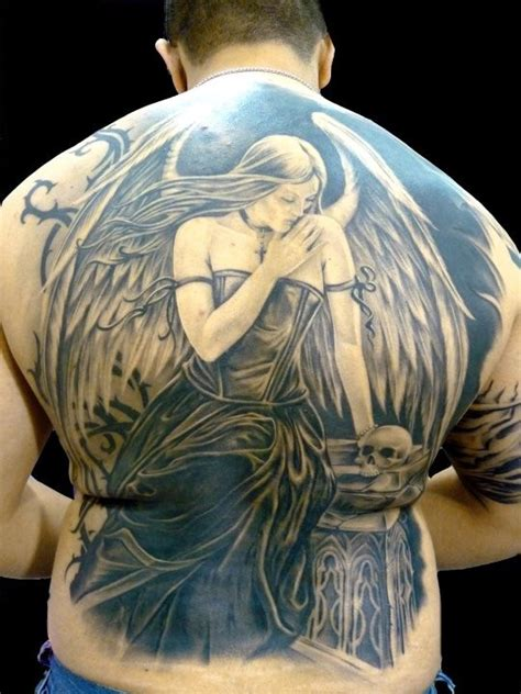 female dark angel tattoo tattos pinterest