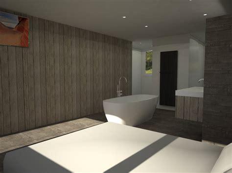 exclusieve badkamers eindhoven luxe badkamer quot en suite quot met ligbad en douche beniers