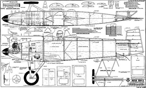 download avia layout builder avia bh 3 plans aerofred download free model airplane