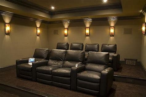 movies theaters with couches how to choose the perfect home theater seating