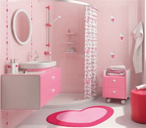 girly bathroom decor bathroom decor ideas