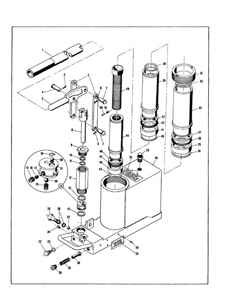 Hydraulic Floor Parts by Hydraulic Replacement Parts Images