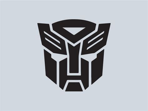 Transformers Car Sticker autobot car decal satu sticker