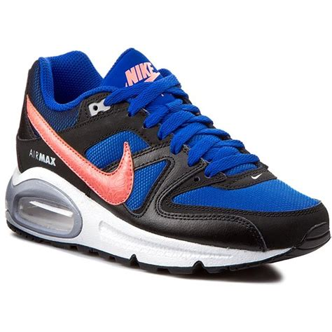Nike Air Max Commander Royal Blue air max command white blue