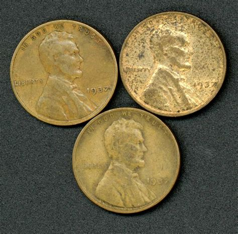 wheelnanddealin rare wheat head pennies pennys