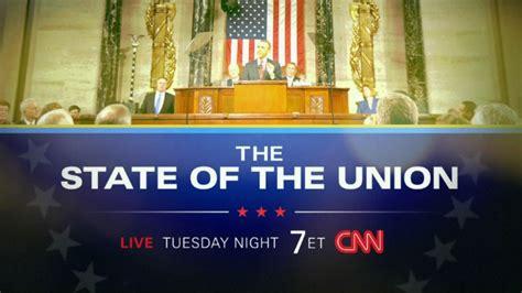 Cnn Politics Press Releases Cnn Cnn S Coverage Of President Obama S State Of The Union Address